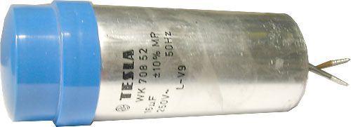 16uF/230V~ WK70852, motorový kondenzátor 45x120mm