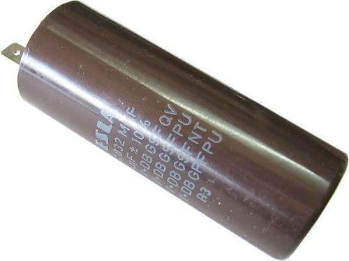 4uF/400V~ TC832, motorový kondenzátor 33x95mm
