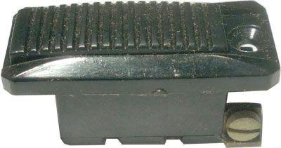 Přepínač posuvný ON-OFF 2pol. 250V/1A