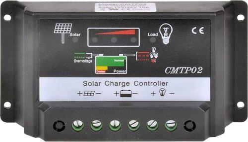 Solární regulátor PWM CMPT02-30 12-24V/30A