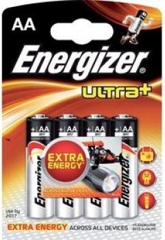 ENERGIZER Baterie Energizer Ultra + LR6 (AA) blistr 4ks