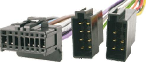 4CARMEDIA Konektor s ISO pro autorádio Pioneer 16 PIN
