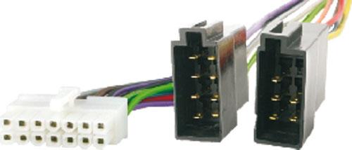 4CARMEDIA Konektor ISO pro autorádio Pioneer 14 PIN