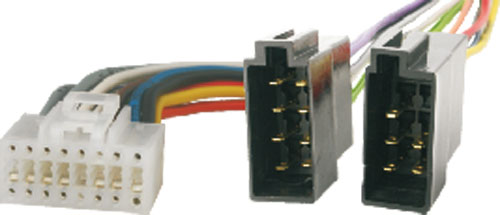 4CARMEDIA Konektor ISO pro autorádio Pioneer 16 PIN DEH