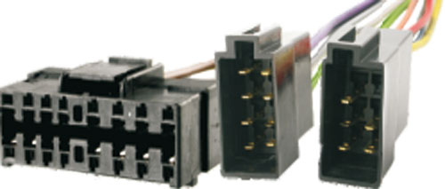 4CARMEDIA Konektor ISO Pioneer 16 PIN DEH P RDS