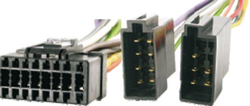 4CARMEDIA Konektor ISO Pioneer 16 PIN DEH