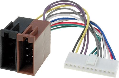 4CARMEDIA Konektor ISO Pioneer 12 PIN DEH, SDK, KEH