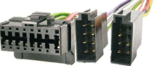 4CARMEDIA Konektor s kabelem Pioneer ISO