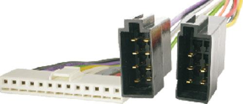 4CARMEDIA Konektor ISO pro autorádio Pioneer 13 PIN KEH
