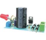 Elektronická stavebnice nastavitelný napájecí zdroj 1-24V