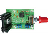 Elektronická stavebnice regulátor otáček motoru 12V