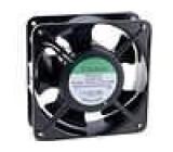 Ventilátor 230VAC 120x120x38mm 148m3/h 45dBA 20W