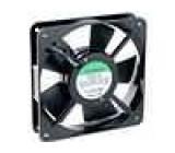 Ventilátor 230VAC 120x120x25mm 109(±7%)m3/h 43dBA kluzné