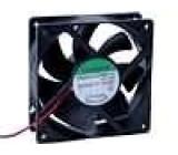 Ventilátor 24VDC 120x120x38mm 322,8m3/h 54dBA kuličkové