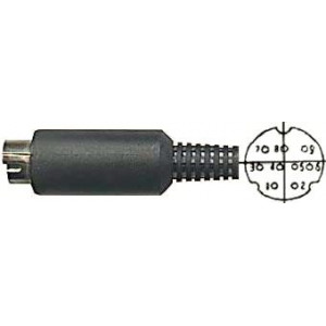MINIDIN konektor 9 pin DOPRODEJ