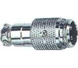 MIC konektor 4p kabelový