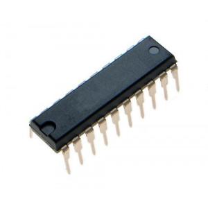 ATTINY2313A-PU mikroprocesor 20MHz 2kB FLASH DIL20