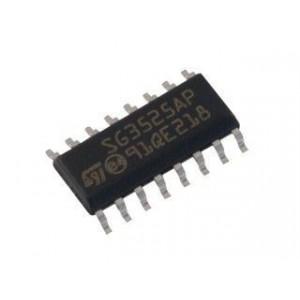SG3525AP SMD spínaný zdroj SO16 KA3525A