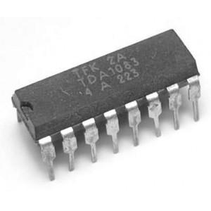 A283D - AM/FM přijímač, DIL16