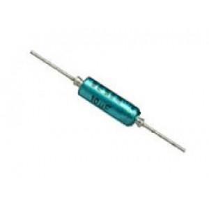 10uF/15V TE984-elektrolyt.kond.axiální