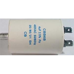 4uF/450V motorový rozběhový kondenzátor 35x52mm DOPRODEJ