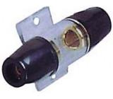 Poj.držák pro trubičk.pojistku AGU 10x38mm do 80A