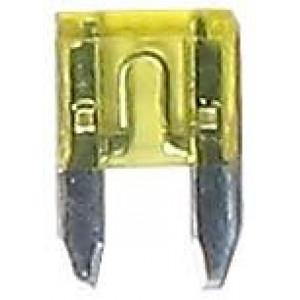 Autopojistka 20A mini-11x9mm