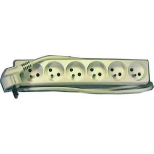 Prodlužovací přívod 3m-6x10A,3x1mm2