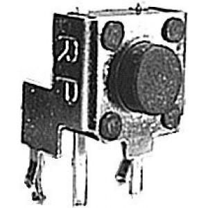 Mikrospínač 6x6mm úhlový v=6,8mm