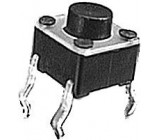 Mikrospínač 6x6mm v=5mm P-B1720A