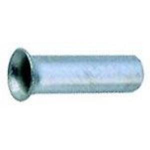 Dutinka pro kabel 1,5mm2 celokovová (EN1510)