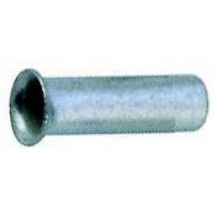 Dutinka pro kabel 2,5mm2 celokovová (EN2512)
