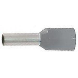 Dutinka pro kabel 2,5mm2 šedá (E2512)