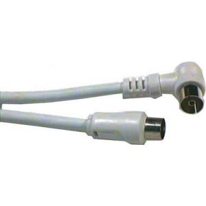 Účastnická šňůra-anténní kabel 5m kombinované konektory