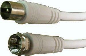Účastnická šňůra 1,5m IEC/F konektor
