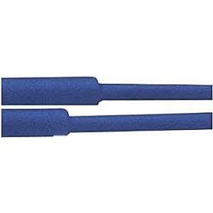 Smršťovací bužírka 4,0/2,0mm modrá