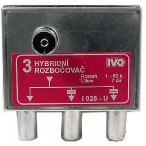 Rozbočovač hybridní 3x IVO I028RH