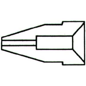 Dutý hrot pro odsávačku v CT858,859 1,0/2,5mm