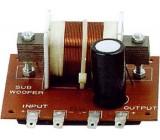 Dolní propust 120Hz pro woofer 4ohm/100W
