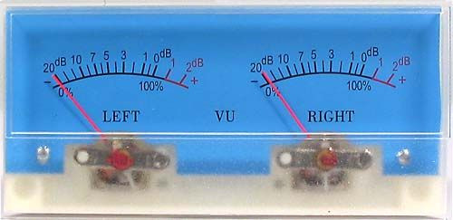 DC amp metr metr připojit