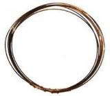 Odporový drát ISOTAN 20ohm/m, průměr 0,18 do 600°C