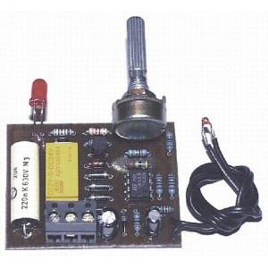 Regulátor teploty 10 až 90°C STAVEBNICE