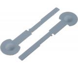 Klíče, vytahováky pro demontáž rádia Sony 2001
