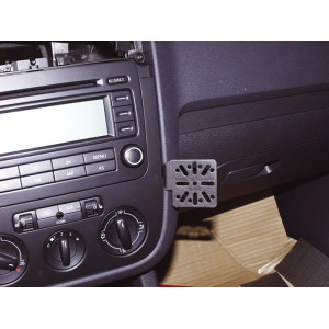 GSM konzole pro VW Golf V. 04-, VW Eos 06-, VW Scirocco 08-,