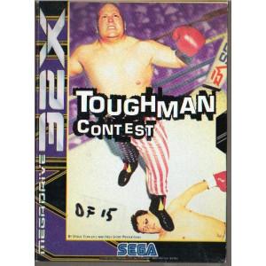 Hra Toughman contest pro Sega 32X