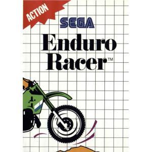 Hra Enduro Racer pro Sega Master System