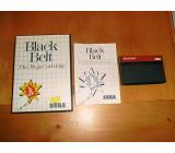 Hra Black Belt pro Sega Master System