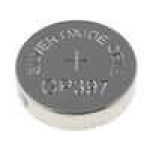 Stříbrná knoflíková baterie 1,55V fi 7,9x3,6mm 392, G3, SR41