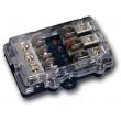 IMPACT pojistkový distribuční blok 3x25/3x10 mm2