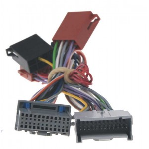 Kabeláž pro HF PARROT/OEM Hummer H3 2007>